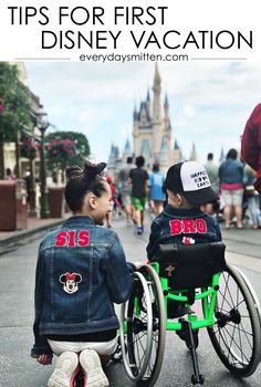 tips for first disney world trip