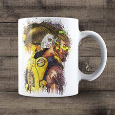 Lucio Overwatch Coffee Mug, Overwatch Game Mug