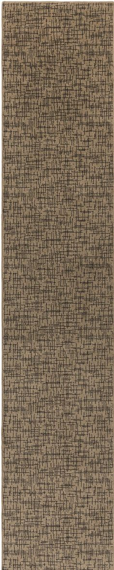 Attalus Brown Indoor/Outdoor Area Rug
