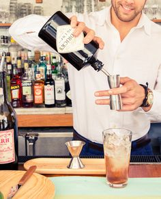Find out what the hell Byrrh is. http://www.thecoveteur.com/gin-tonic-cocktail-recipe-the-standard/