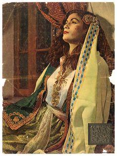 Jaleh Olov, Iranian actress