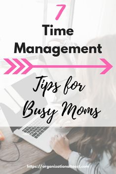 7 Time Management Tips For Busy Moms - Organizational Toast time management tips for moms. Reduce your stress and get it all done with these time management tips for moms! Working Mom Schedule, Week Schedule, Working Mom Tips, Toddler Schedule, Time Management Tools, Effective Time Management, Time Management Strategies, Stress Management, Project Management