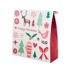 Goodie Bags 5pk Large: Happy Christmas | New Releases | Shop | kikki.K Stationery & Gifts