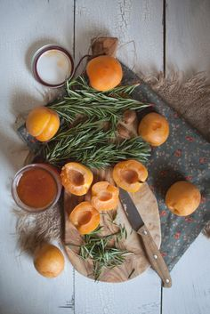 Adventures in Cooking: Roasted Apricot-Glazed Rosemary Chicken & An Apricot Habanero Jam