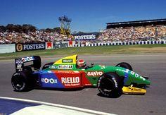 Adelaide, 1990