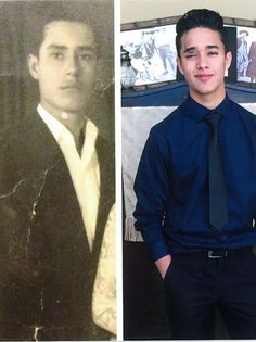 Before and after Joel Pimentel