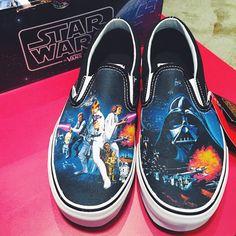 Star Wars @vans ❤️
