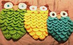 Let me start off by saying, I LOVE owls! I also love how they have become so popular in the crochet world! A few weeks ago, I was browsing Pinterest for an awesome crochet owl pattern to use as a …