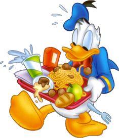 <3 Donald Duck <3