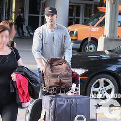 Nicholas Hoult est arrivé à Montréal pour le tournage de X-Men: Apocalypse - SPOTTED | HollywoodPQ.com