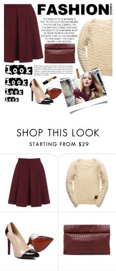 """Fashion trend"" by amilla-top ❤ liked on Polyvore featuring Superdry, Marie Turnor and Bobbi Brown Cosmetics"