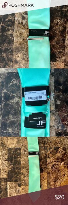 Mint green JF tie Brand new tie jf j.ferrar Accessories Ties