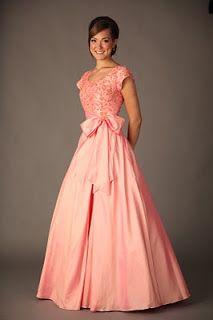 Cap Sleeves Silk-like Satin Watermelon Long Evening Dress Modest Formal Dresses, Prom Dresses Blue, Dance Dresses, Pretty Dresses, Homecoming Dresses, Beautiful Dresses, Dresses 2013, Prom Gowns, Dress Prom
