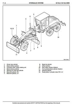 Original Illustrated Factory Service Manual for