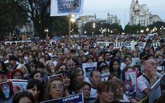 Insólito: así abuchearon a las Madres de Plaza de Mayo en la marcha #ParaQueNoTePase | Nexofin – The Bosch's Blog
