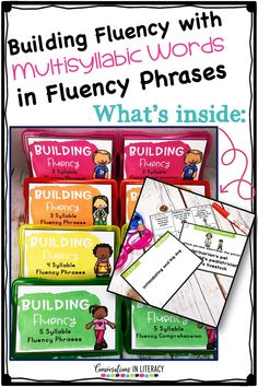 Task Cards for Fluency phrases