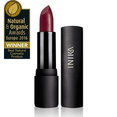 Vegan Natural Lipstick   INIKA