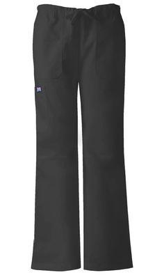 85927ae0efb eBay #Sponsored Cherokee Workwear Scrubs Women's Cargo Pants 4020P Black  BLKW Size: S