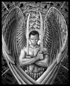 Mi Amor's Next Tattoo .... Archangel Michael