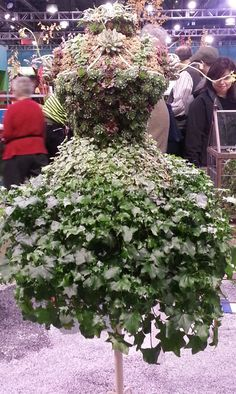 Topiary - Dress Form
