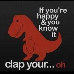 Poor T-Rex :(