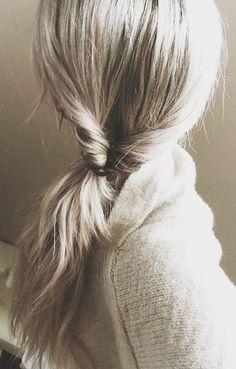 Astuce coiffure : Donnez du peps à votre queue de cheval - Les Éclaireuses