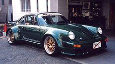 Porsche 934 Street by Kremer