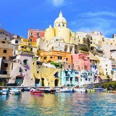 Napoli...love the colors!