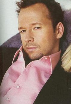 My Donnie Wahlberg