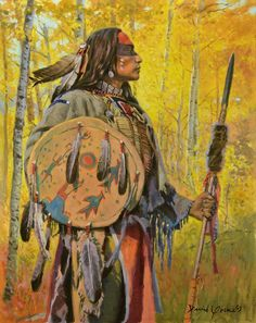 David Yorke Artist, New Paintings, Giclee Prints Available, Upcoming Show, Native American, Western Art, as seen in Western Art Collector Magazine!