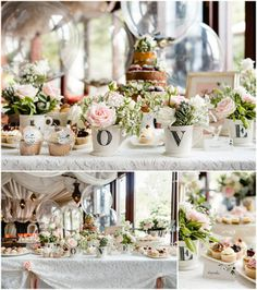 Top Tips – Dessert Tables and Sweetie Tables