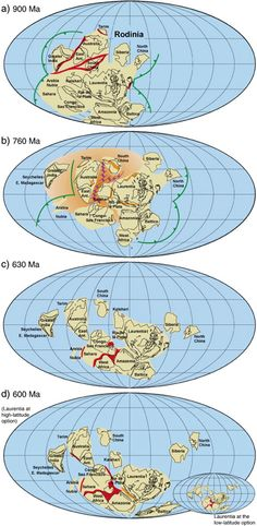 Supercontinents: Earth's Radical Story of Birth and Destruction - Ohio University | College of Arts & Sciences