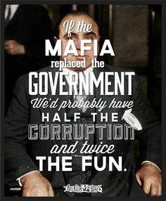 Mafia Better Than Governments
