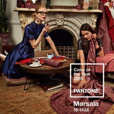 Pantone's Color of the Year Is Marsala, and It Has Some Critics Throwing Shade | Adweek