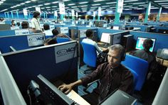 LONG HOURS. Many call center agents lead unhealthy lives.