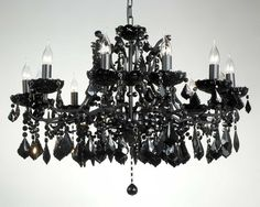 Lighting Comfortable Black Chandelier Living Space Design With Impressing Interior Candle Crystal Accent Small Iron Candle Hanging Design Plus Contemporary Interior Furniture Ideas With This Furniture Black Chandelier for Amazing Living Space Chandelier Lyrics, White Chandelier, Antique Chandelier, Chandelier Lighting, Chandelier Ideas, Cool Chandeliers, Interior Design Gallery, Steam Punk Jewelry, Hanging Candles