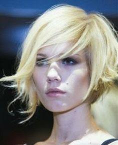 Cortes de cabelo chanel com pontas de tamanhos diferentes