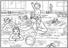 water sports coloring pages printable games sports graphic novels