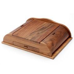 Walnut Mirror Box | Furniture
