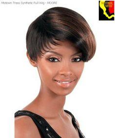 Motown Tress MOORE - Motown Full Wig