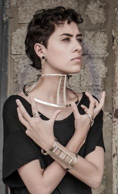 JACOBO TOLEDO | uhuru collection | androgynous jewelry | Mexico