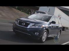 2013 Nissan Pathfinder Video Review
