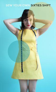 Kleider & Schürzen - Schnittmuster Kleid: Tilly & the Buttons Fr... - ein Designerstück von Schnitterling bei DaWanda