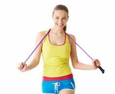 Como pular corda para perder peso