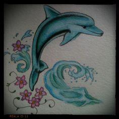 Custom drawn tattoo #tattoos #art
