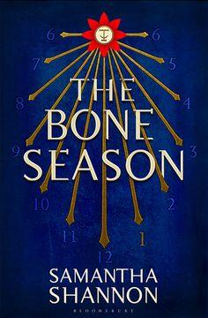 The Bone Season by Samantha Shannon | The Bone Season, BK#1 | Publisher: Bloomsbury Publishing | Publication Date: September 2, 2013 | http://samantha-shannon.blogspot.com | #dystopian #paranormal #clairvoyance