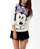 Minnie Mouse Pullover (Forever 21)