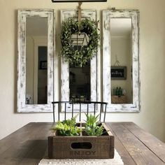 Hey there! Join us on Instagram and Pinterest to keep up with our most recent projects and sneak peeks! Check out our new how-to videos on YouTube! Make sure to subscribe to our channel so you don't miss any! Hey friends! Happy Wednesday! Today we are walking through my dining room. I will be linking …