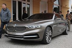 BMW Pininfarina Gran Lusso Coupe | concept cars | BMW | dream BMW | Gran Lusso | fast cars | BMW photos