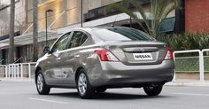 carro novo: Nissan Versa 2014